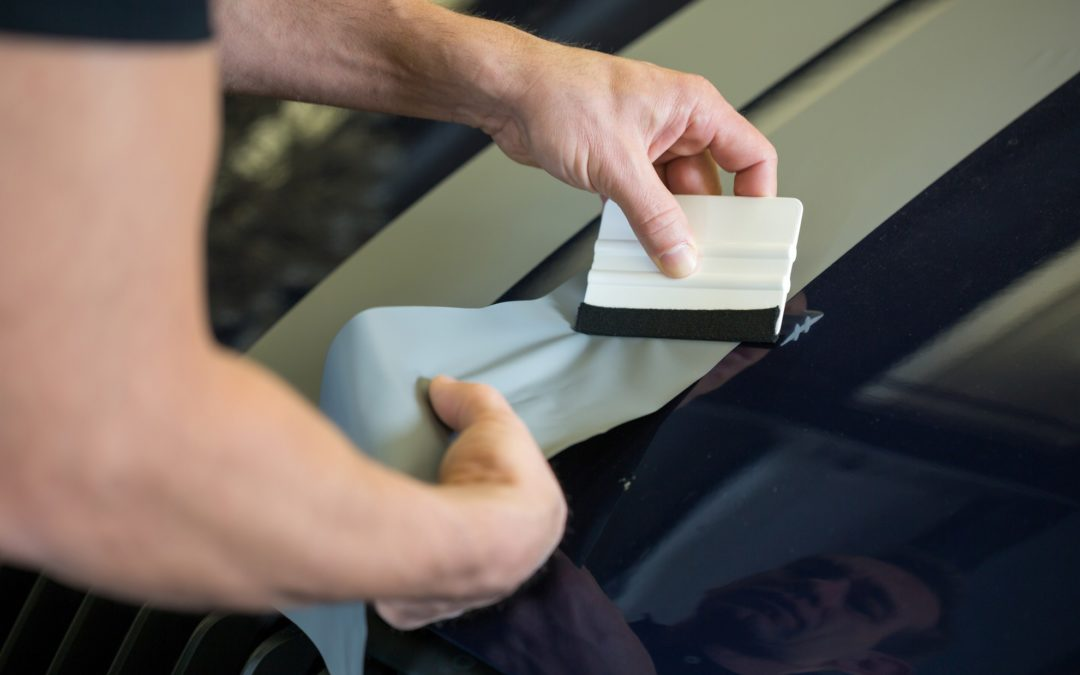Why is vinyl wrap is more efficient than paint?