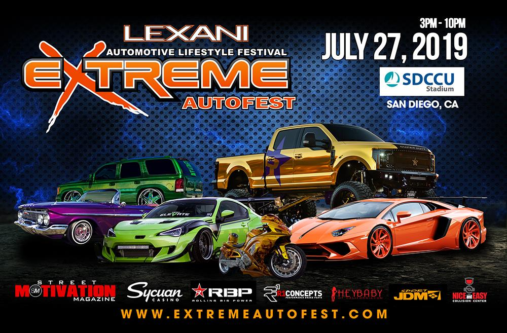 Top Four Summer Car Shows in California